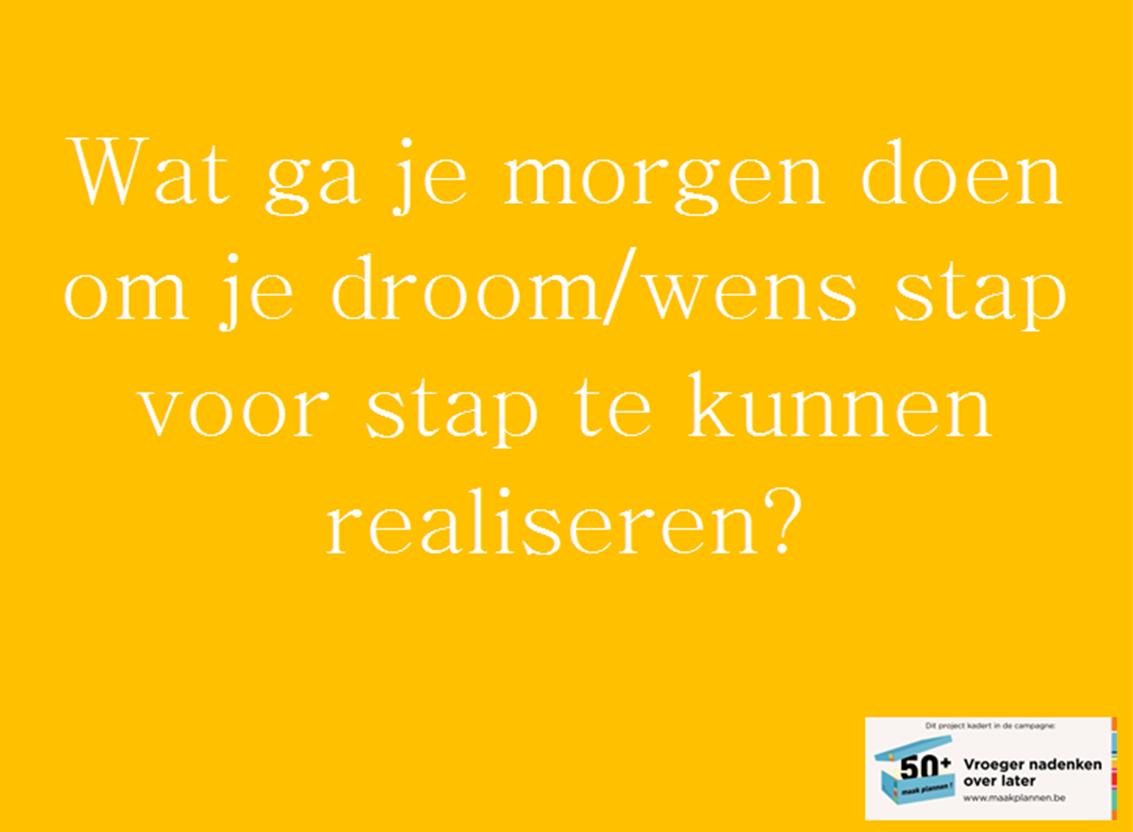 Gele vraag